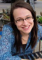 A photo of Hannah, a tutor from Washington University in St Louis