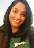 A photo of Chandra, a tutor from Pace University-New York