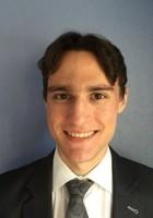 A photo of Travis, a tutor from Oberlin College