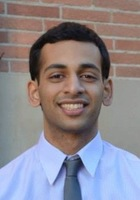 A photo of Vivek, a tutor from University of California-Los Angeles