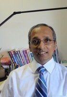 A photo of Raghunath, a tutor from Quinnipiac University