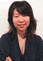A photo of Noriko, a tutor from Fashion Institute of Technology