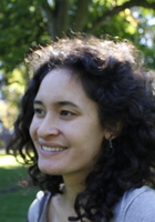 A photo of Lena, a tutor from Cornell University