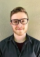 A photo of Trevor, a tutor from California State University Monterey Bay