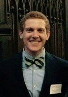 A photo of Gregory, a tutor from Fordham University