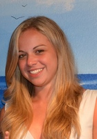A photo of Valerie, a tutor from Ithaca College