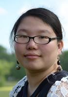 A photo of Jia, a GRE tutor in Midtown Dayton, OH