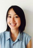A photo of Yu, a tutor from Wesleyan University