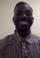 A photo of Olu, a tutor from Delaware State University
