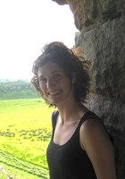 A photo of Courtnay, a Linguistics tutor