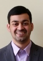 A photo of Mihir, a AP Chemistry tutor in Wake County, NC