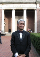 A photo of Rodrigo, a tutor from University of the Philippines