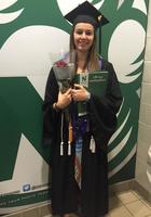 A photo of Megan, a tutor from Northwest Missouri State University