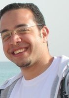 A photo of Mahmoud, a tutor from Minia University