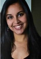 A photo of Varuna, a tutor from Boston University