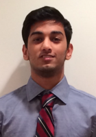 A photo of Tahmid, a tutor from Wesleyan University