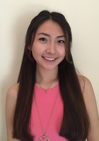A photo of Yuna, a tutor from Columbia University in the City of New York