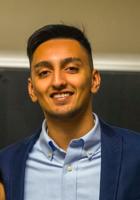 A photo of Mitul, a MCAT tutor in Morris County, NJ