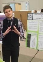 A photo of Zachary, a tutor from University of Idaho