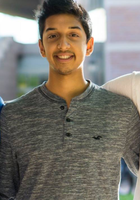 A photo of Nikhil, a tutor from Rice University