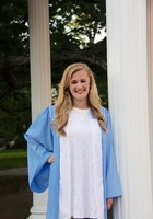 A photo of Natalie, a tutor from University of North Carolina at Chapel Hill