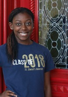 A photo of Mykiah, a tutor from Saint Edward's University