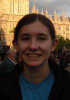 A photo of Ann, a tutor from University of Arizona