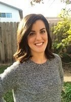 A photo of Julia, a tutor from San Francisco State University