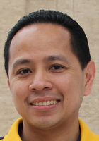 A photo of Andrew, a tutor from Ateneo de Manila University