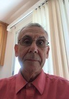 A photo of Bob, a tutor from University of San Francisco