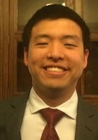 A photo of Eric, a tutor from Yale University