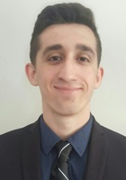 A photo of Kerem, a tutor from University of Akron Main Campus