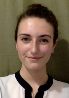 A photo of Sorscha, a tutor from Grand Valley State University