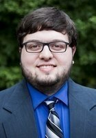 A photo of Cody, a tutor from Southeast Missouri State University