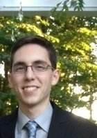 A photo of Bradley, a tutor from SUNY College at Plattsburgh