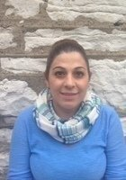 A photo of Angineh, a German tutor in Roanoke, VA