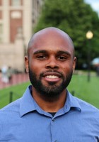 A photo of Kaleel, a tutor from Columbia University in the City of New York