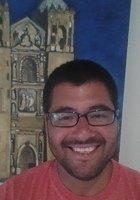A photo of Edgar, a tutor from Hamline University