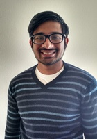 A photo of Yasith, a tutor from University of California-Irvine