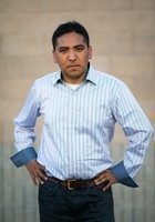 A photo of Oswaldo, a tutor from San Francisco State University