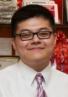 A photo of Kevin, a tutor from CUNY Hunter College