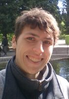 A photo of William, a tutor from Skidmore College