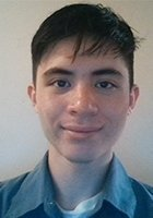 A photo of Christopher, a tutor from Columbia University in the City of New York