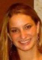 A photo of Elizabeth, a tutor from American University