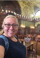 A photo of Heather, a tutor from Flagler College-St Augustine