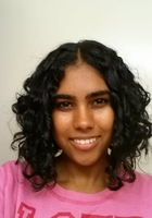 A photo of Sangavi, a tutor from University of California-Los Angeles