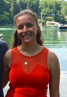 A photo of Lucy, a tutor from Bowdoin College
