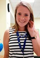 A photo of Sarah, a tutor from Tufts University