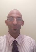 A photo of Arijit, a tutor from Stony Brook University