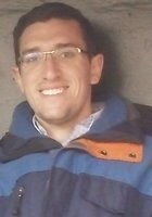 A photo of Barry, a tutor from Yeshiva University